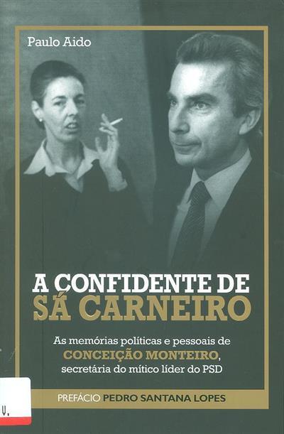 A confidente de Sá Carneiro (Paulo Aido)