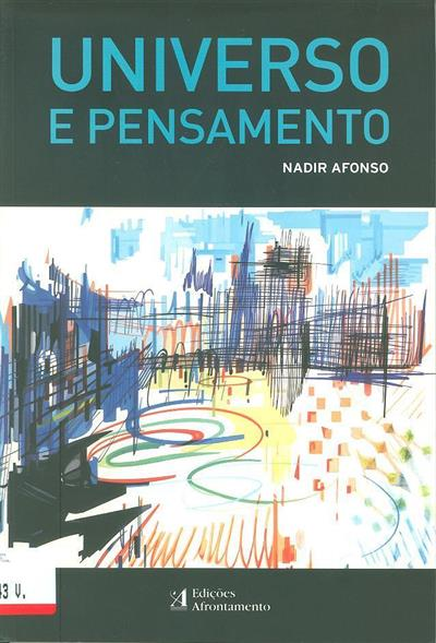 Universo e pensamento (Nadir Afonso)