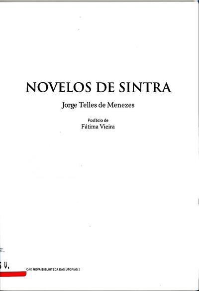 Novelos de Sintra (Jorge Telles de Menezes)