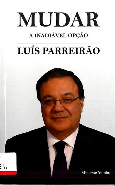 Mudar (Luís Parreirão)