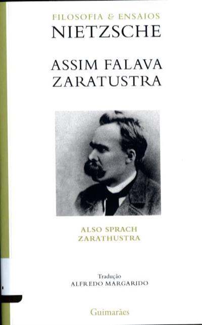Assim falava Zaratustra (Frederico Nietzsche)