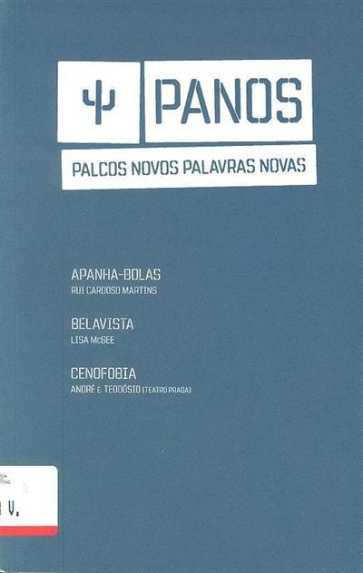 Apanha-bolas (Rui Cardoso Martins.)