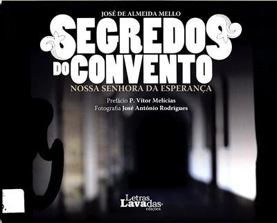 Segredos do convento (José de Almeida Mello)