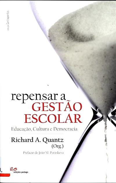 Repensar a gestão escolar