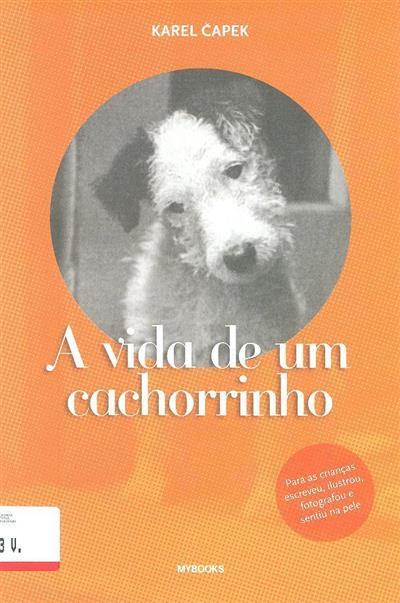 A vida de um cachorrinho (Karel Capek)