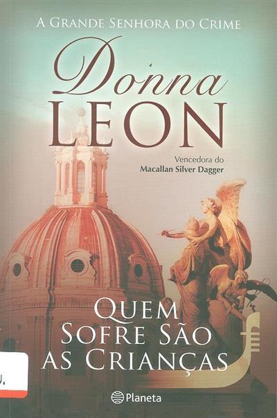 Quem sofre são as crianças (Donna Leon)