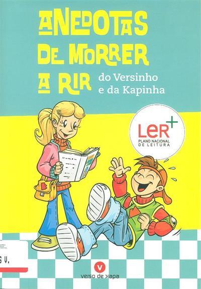 Anedotas de morrer a rir (ed. Maria José Mergulhão, Maria da Graça Dimas)