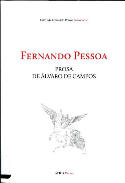 Prosa de Álvaro de Campos (Fernando Pessoa)