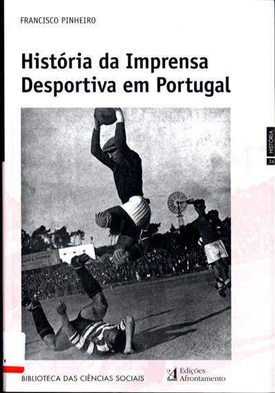 História da imprensa desportiva em Portugal (Francisco Pinheiro)