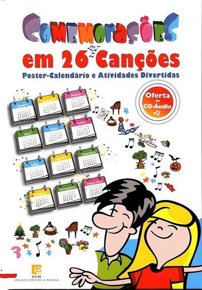 Comemorações em 26 canções (Fernando Paulo Gomes, Luís Matos)
