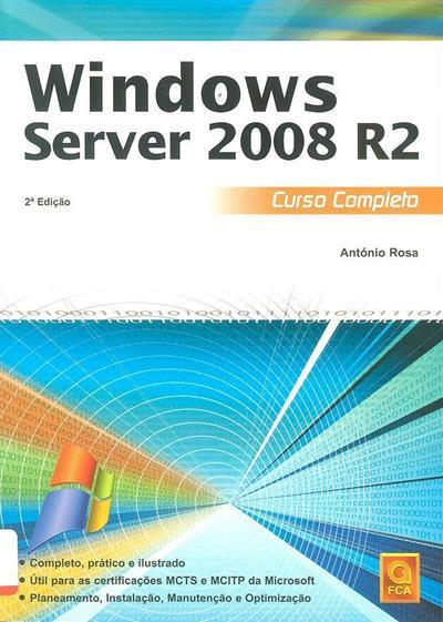 Windows Server 2008 R2 ( António Rosa)