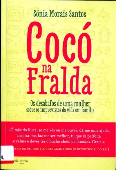 Cocó na fralda ( Sónia Morais Santos)