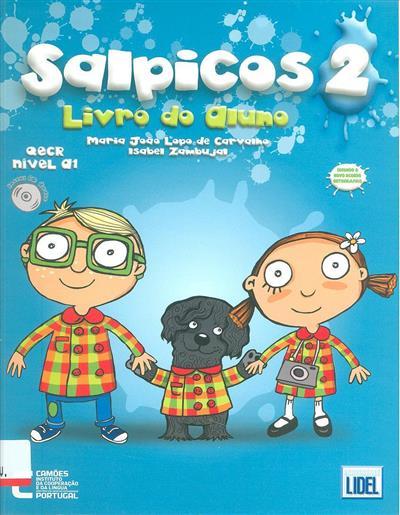 Salpicos 2 (Maria João Lopo de Carvalho, Isabel Zambujal)