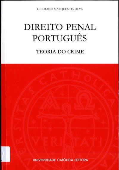 Direito penal português (Germano Marques da Silva)