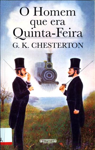 O homem que era quinta-feira (G. K. Chesterton)