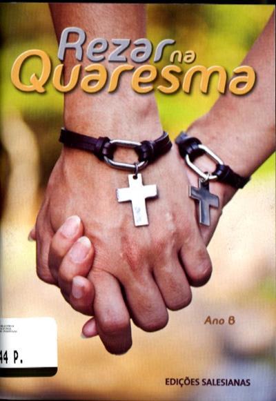 Rezar na Quaresma (Edições Salesianas)