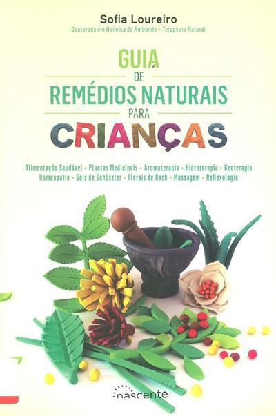 Guia de remédios naturais para crianças (Sofia Loureiro)