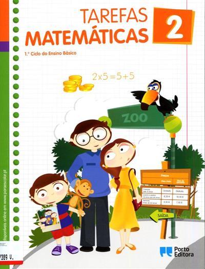 Tarefas matemáticas 2 (Jorge Almeida)
