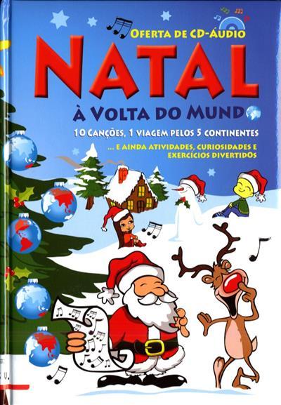 Natal à volta do mundo (Fernando Paulo Gomes, Luís Matos)