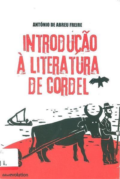 Introdução à literatura de cordel (António de Abreu Freire)