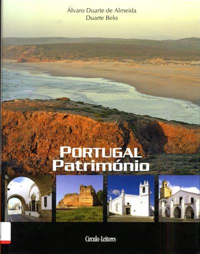 Portugal património (Álvaro Duarte de Almeida, Duarte Belo)
