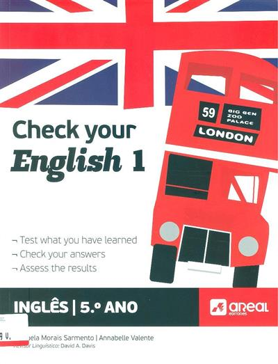Check your english 1