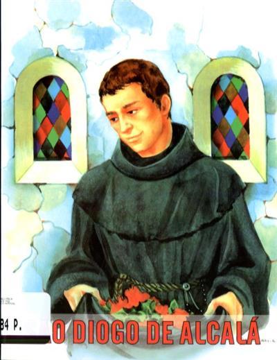 São Diogo de Alcalá (fray Antonio Corredor Garcia)