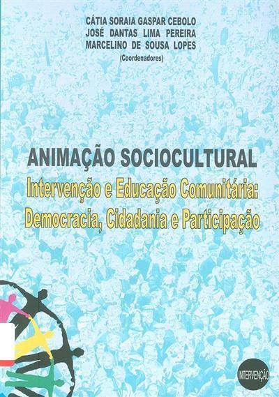 """Animação sociocultural (Congresso Internacional  """"Animação...)"""