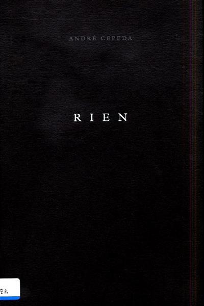 Rien (André Cepeda)