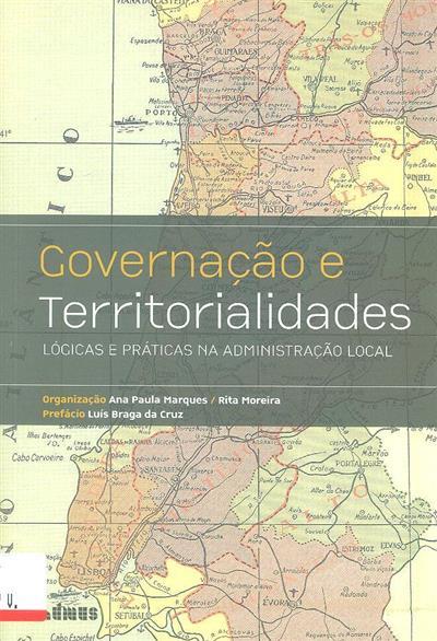 Governação e territorialidades (org. Ana Paula Marques, Rita Moreira)