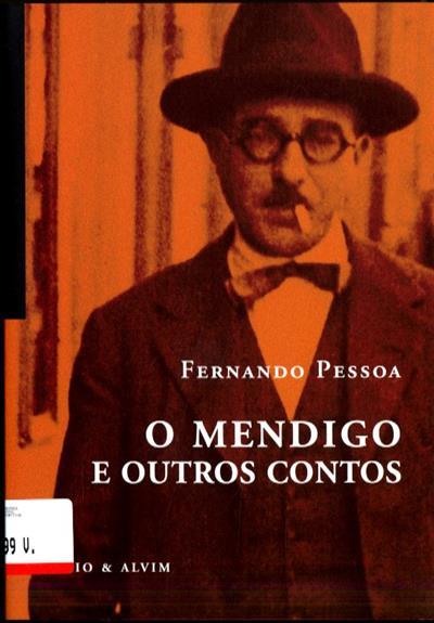 O mendigo e outros contos (Fernando Pessoa)