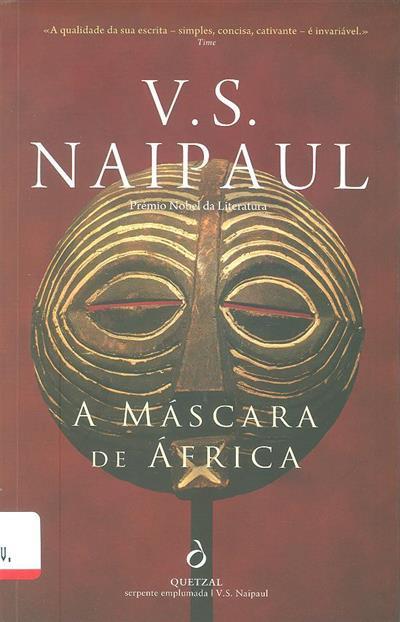 A máscara de África (V. S. Naipaul)