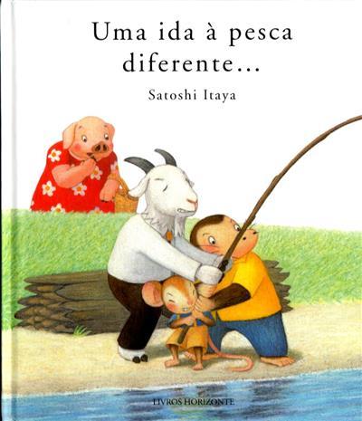 Uma ida à pesca diferente... (Satoshi Itaya)