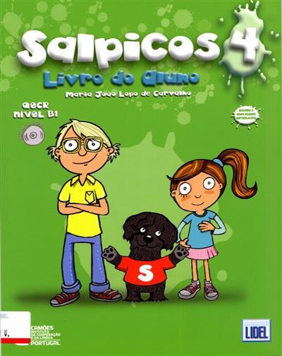 Salpicos 4 (Maria João Lopo de Carvalho)
