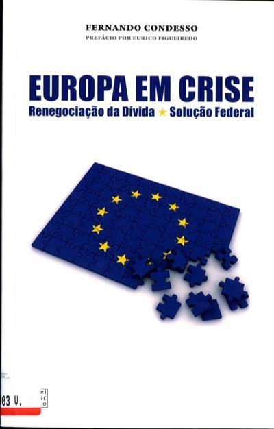 Europa em crise (Fernando Condesso)
