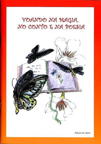 Voando na magia, no conto e na poesia (Maria Barros)