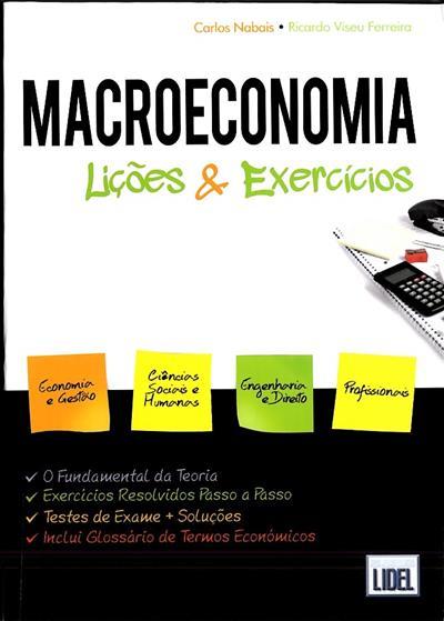 Macroeconomia (Carlos Nabais, Ricardo Viseu Ferreira)