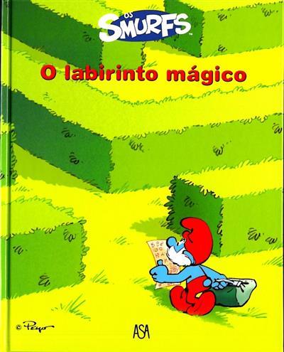 O labirinto mágico ([ed. lit.] Edições ASA )