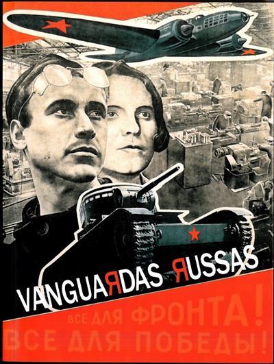 Vanguardas russas (textos António d'Orey Capucho, Consuelo Císcar Casabán)