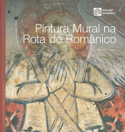 Pintura mural na rota do Românico (Paula Bessa)