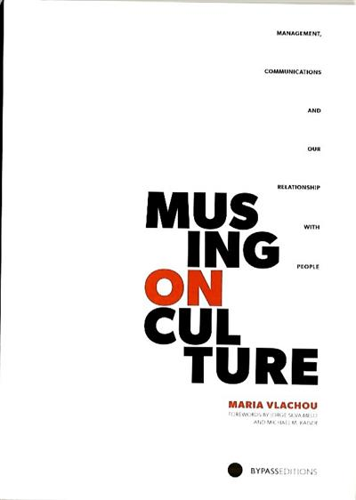 Musing on culture