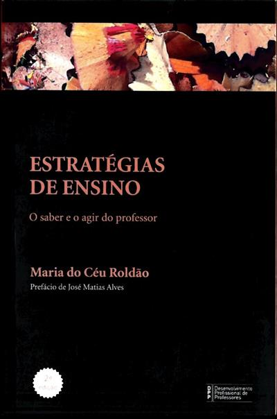 Estratégias de ensino (Maria do Céu Roldão)