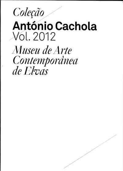 Coleção António Cachola (Museu de Arte Contemporânea de Elvas)