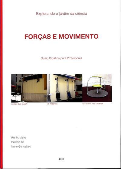 Forças e movimento (org.. Rui M. Vieira, Patrícia Sá, Nuno Gonçalves)