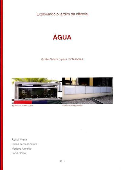 Água (org. Rui M. Vieira ...[et al.])