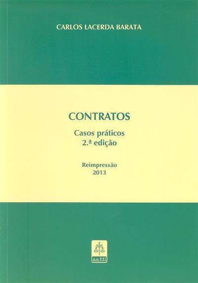 Contratos (Carlos Lacerda Barata)