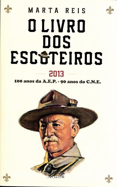 O livro dos escuteiros (Marta Reis)
