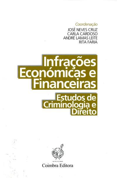 Infrações económicas e financeiras (José Neves Cruz... [et al.])