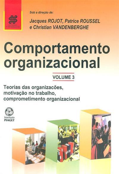 Comportamento organizacional (dir. Nathalie Delobbe... [et al.])