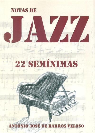 Notas de jazz (António José de Barros Veloso)